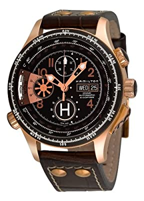 Hamilton H76646533 - Reloj de pulsera hombre