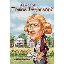 Quien Fue Tomas Jefferson? (¿Quién fue...? / Who Was...?)