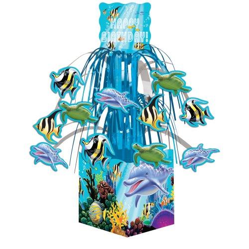 NEU Tischdekoration Kaskade Ozean, 32 cm, 1 Stück