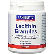 Lamberts Lecitina de Soja Granulada - 250 Unidades