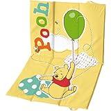 OKT Kids 18500208054 - Cambiador de pañales de viaje, diseño de Winnie the Pooh, color amarillo
