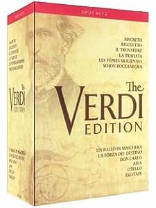Édition Verdi [(+libro)]