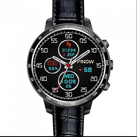 Smartwatch Schrittzähler Armband Handy Uhr Smartwatch Schrittzähler Sedentary Remindser Herzfrequenz Smart Notifications Bluetooth Watch Phone