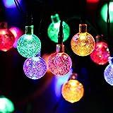 Outdoor Globe Lichterketten