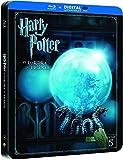 Harry Potter et l'Ordre du Phénix - Edition limitée Steelbook - Année 5 - Le monde des Sorciers de J.K. Rowling - Blu-ray [Édition Limitée boîtier SteelBook]