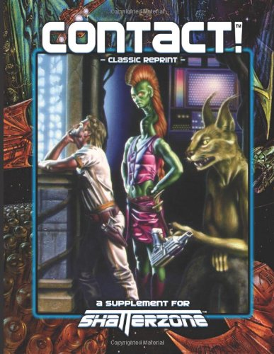 contact-classic-reprint-a-supplement-for-shatterzone