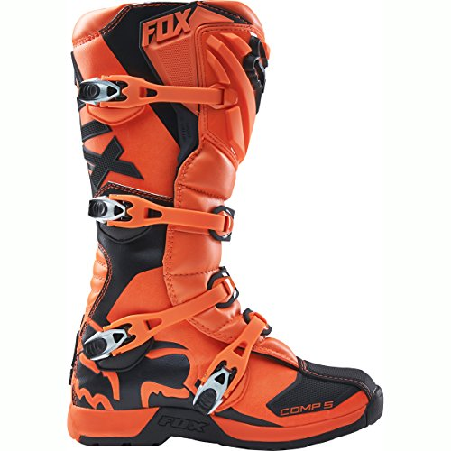 Fox Comp 5 Stiefel Orange MX Motocross US13 EU47,5 - 2