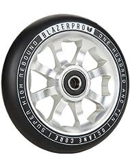 Blazer Pro Stunt Scooter Wheel Octane 110mm ABEC9, plata
