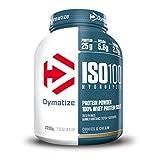 Dymatize Whey Protein Hydrolysat + Isolat – Premium Eiweißpulver – Protein Shake / 2,2 kg Cookies & Cream