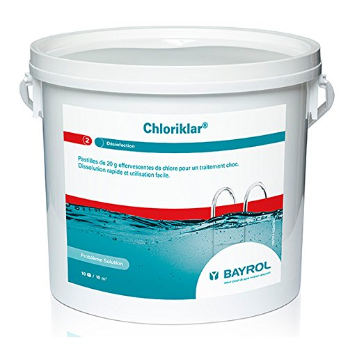 Bayrol - chloriklar - Chlore choc pastille 5kg