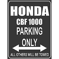 Honda Service und Reparaturen Qualit/ät Metallschild