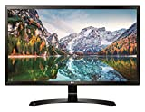 LG 24UD58-B.AEU Monitor per PC Desktop 24' 4K Ultra HD LED IPS, UHD 3840 x 2160, AMD...