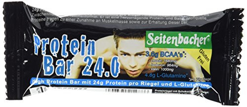 Seitenbacher High Protein Bar / Riegel 24.0, 12er Pack (12 x 70 g)