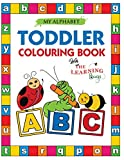 Best Books For Kids Age 3s - My Alphabet Toddler Colouring Book with The Learning Review