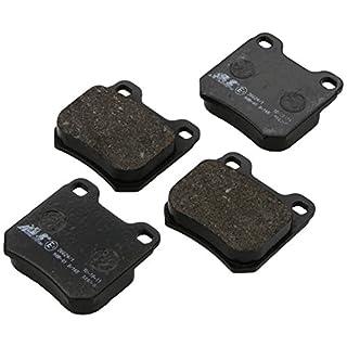 ABS All Brake Systems bv 36624/1 Bremsbeläge - (4-teilig)