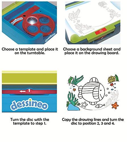 Jumbo-Spiele-19573-Dessineo-Zeichnen-Spiel