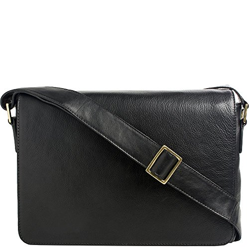 hidesign-small-rhoden-leather-messenger-black