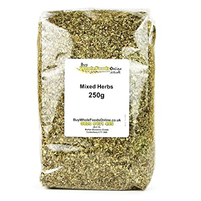 Mixed Herbs 250g from Buy Whole Foods Online Ltd.