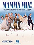 mamma mia the movie soundtrack featuring the songs of abba big note piano partitions