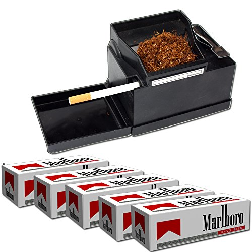 Machine à tuber powermatic 2+ 1000 tubes Marlboro
