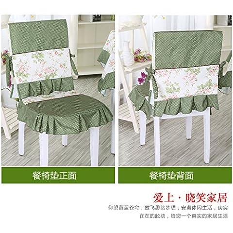 WEISHENMEN Giardino, moda, tavolo e sedia set (1 posti + un coperchio posteriore) BULAIDANZI