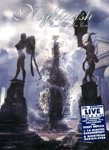 Nightwish - End Of An Era (DVD + 2 CDs) [Limited Edition]