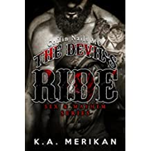 The Devil's Ride: Coffin Nails MC (gay motorcycle club romance novel) (Sex & Mayhem Book 2) (English Edition)