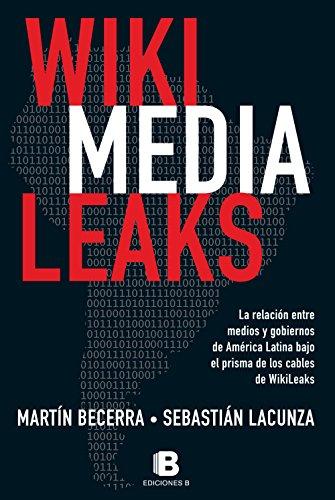 Wikimedia Leaks: La relación entre medios y gobiernos de América Latina bajo el prisma de los cables de WikiLeaks (Caballo de fuego)