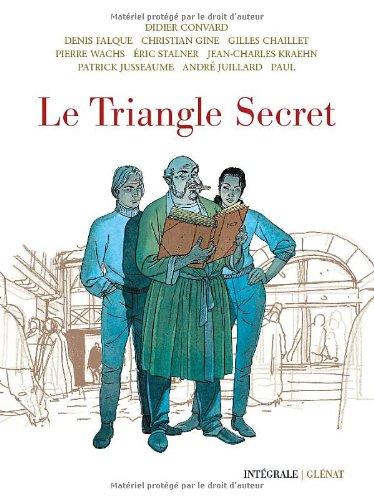 Le Triangle Secret - Intégrale 40 Ans