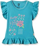#10: 612 League Baby Girls' T-Shirt (ILS00V780002D 12-18M CYAN BLUE)