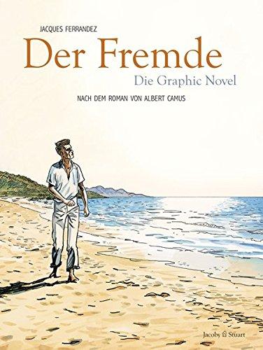 Buchseite und Rezensionen zu 'Der Fremde: Die Graphic Novel' von Jacques Ferrandez