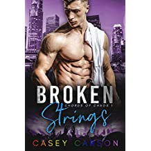 Broken Strings: MM Rockstar Romance (Chords of Chaos Book 1) (English Edition)
