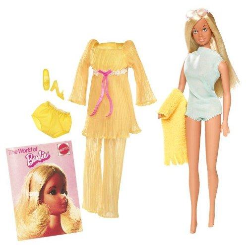 Imagen 1 de Barbie Mattel N4977-0 My Favorite Doll Malibu 1971, una muñeca