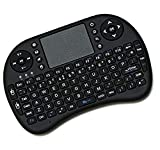 Best Bluetooth Gaming Mouses - Mini Wireless Bluetooth 2.4G Keyboard with Touch Pad Review