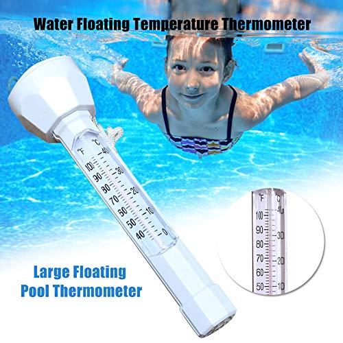 XdremYU Wasser Schwimmbecken Thermometer Temperatur Chaos Prüfer Manometer