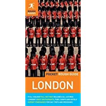 Pocket Rough Guide London (Rough Guide Pocket Guides) by Rob Humphreys (2010-12-20)