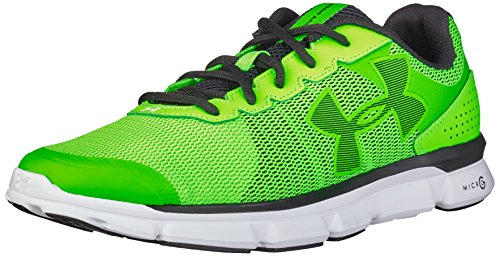 Under Armour Micro G Speed Swift - Scarpe Running Uomo, Verde (Hyper Green), 43 EU