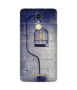 Caged Bird Xiaomi Redmi Note 3 Case