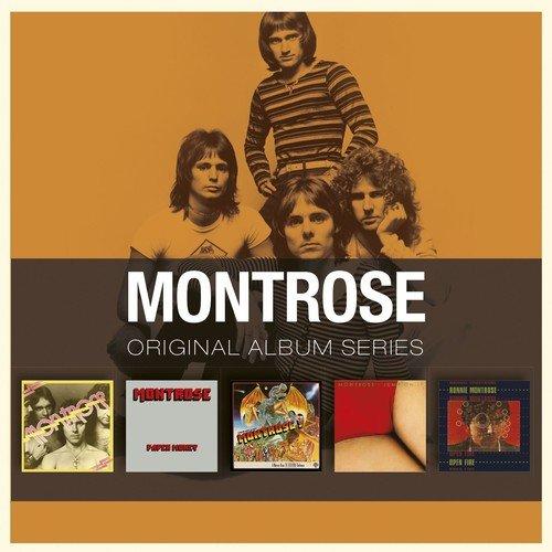 Original Album Series - Montrose-cd