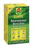 COMPO Rasenunkraut Vernichter Banvel Quattro (Nachfolger Banvel M), Bek mpfung von schwerbek mpfbaren Unkr utern im Rasen, Konzentrat, 400 ml (400 m )