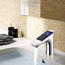 Ouecc Shang Digitale Badezimmer Thermostatische Dusche Armatur Thermostat  Die Temperatur Flow Control Lcd Touchscreen Smart