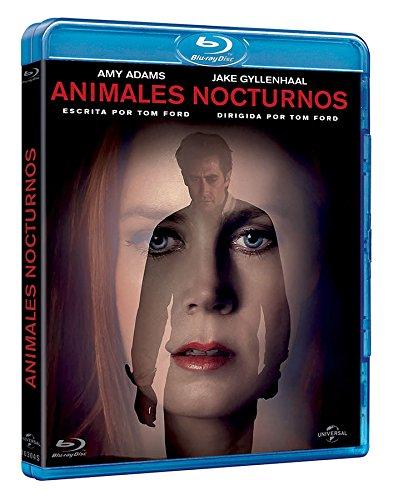 Nocturnal Animals (ANIMALES NOCTURNOS - BLU RAY -, Spanien Import, siehe Details für Sprachen)
