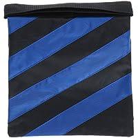 Rollei Pro Ballast Weight - Contrepoids professionnel – Sac de sable universel pour lestage de trépieds d'éclairage - Noir / Bleu