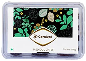 Carnival Medjoul Dates - 300 Grams