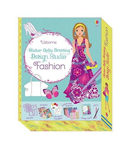 Sticker Dolly Dressing Design Studio Fashion