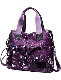 Bolsos grandes mujer Bolso bandolera Moda bolso nylon Impermeable Casual bolsas de viaje Bolsos de gimnasio