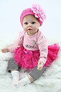 Yesteria Realistic Real Life Reborn Baby Doll Girl ...