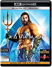 Aquaman (4K UHD & HD) (2-Disc)