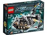 LEGO Agents 70161 - Tremors Kettenfahrzeug