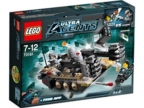 LEGO Agents 70161 - L'Infiltrazione Di Tremor Track